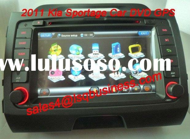 car radio for 2011 Kia Sportage with gps navi, car dvd for kia sportage, dvb-t optional, great funct