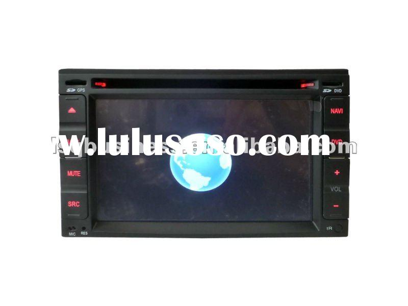 car radio for NISSAN with gps navi, digital tv optional