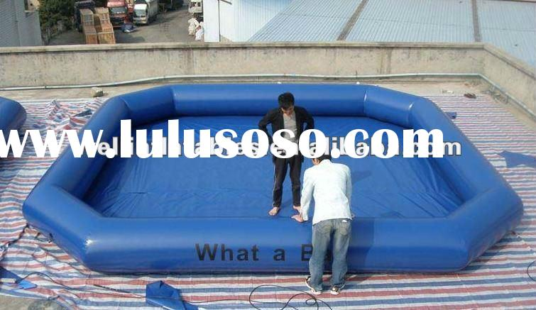 cheap and popular inflatable water ball pool /water walking ball inflatable pool