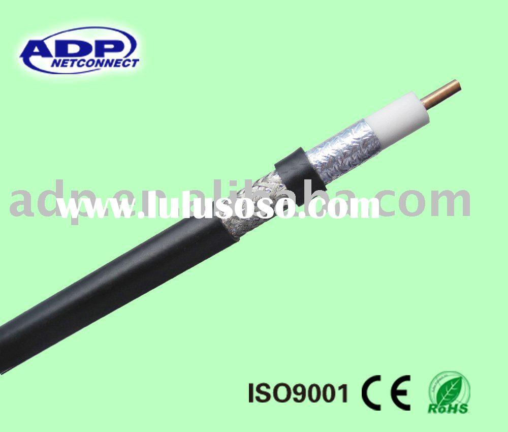 different specifications of coaxial cable(RG6/RG11/RG58/RG59)