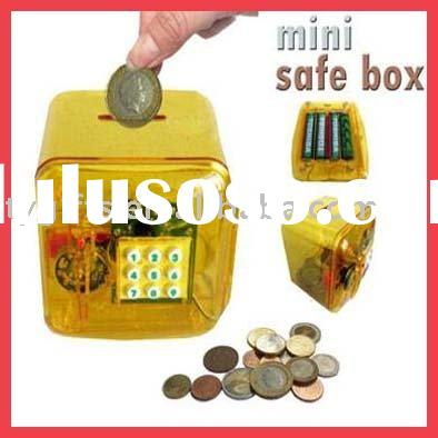 digital counting money box