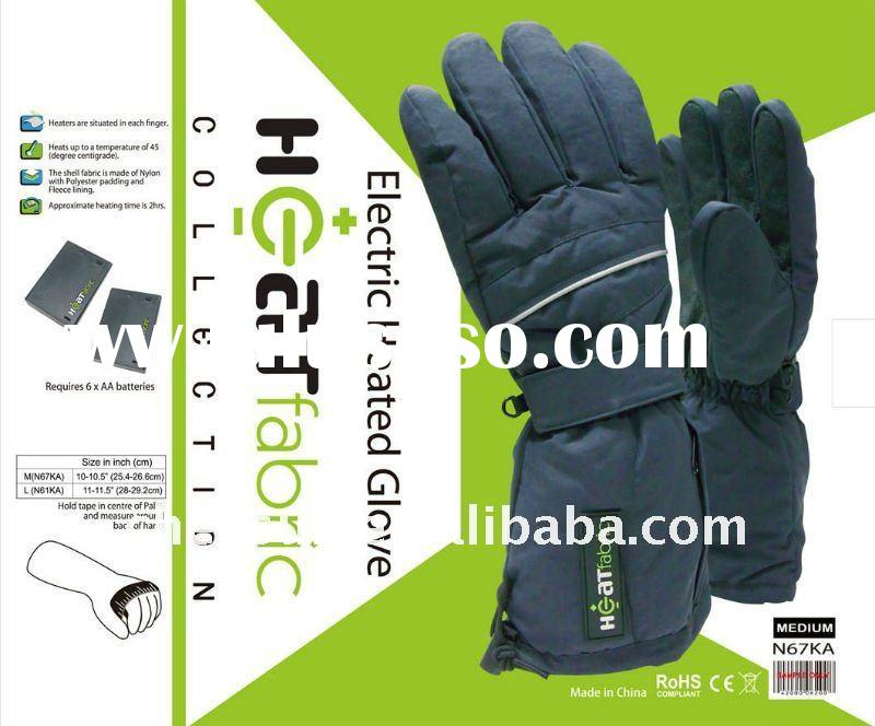 heated clothing battery heated glove electric hand warmer safety outdoor glove