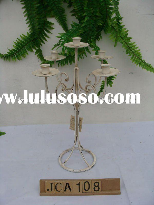 hot sale metal tree branch decorative candle holder