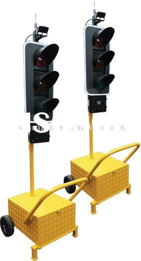 latest new products moving solar circuits led signal remote control light