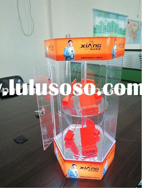 led Acrylic Mobile Phone Display,Mobile Phone Cabinet