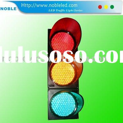 led traffic signal light with cobweb lens