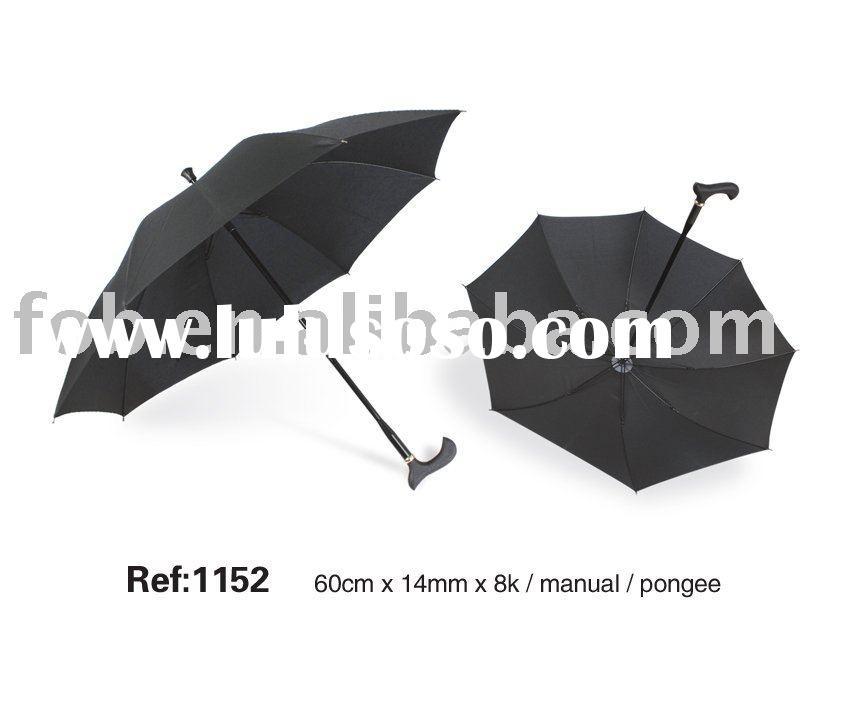 new design LED umbrella golf umbrella children umbrella straight umbrella open long manual umbrella