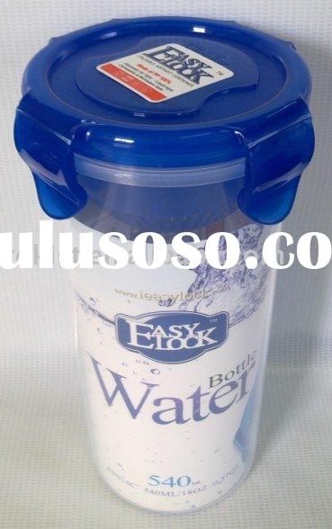 plastic sport shaker bottle