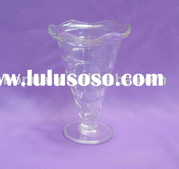 trumpet shell juice glass cup - drinking glass