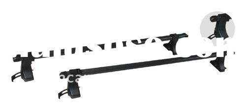 universal aluminum and iron car roof rack