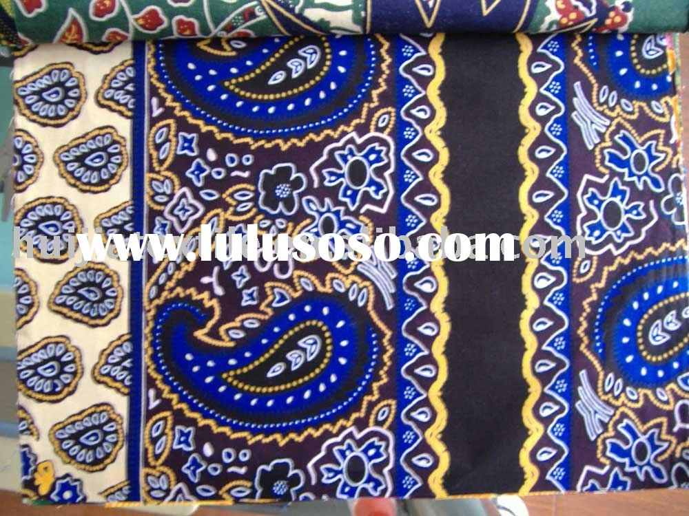 wax print fabric,JAVA,SOSO,Woodin