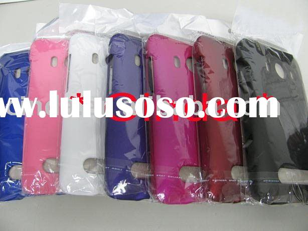 wholesale-Newest Rubber Hard Case Cover FOR Sprint HTC EVO 4G,PayPal