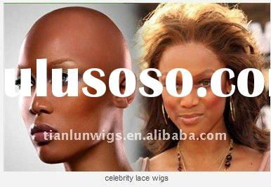 100% human remy short weaves hair full lace wigs for American women