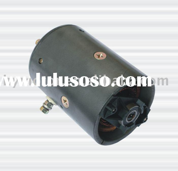 12V hydraulic unit. HY61032 motor oil pump dc motors