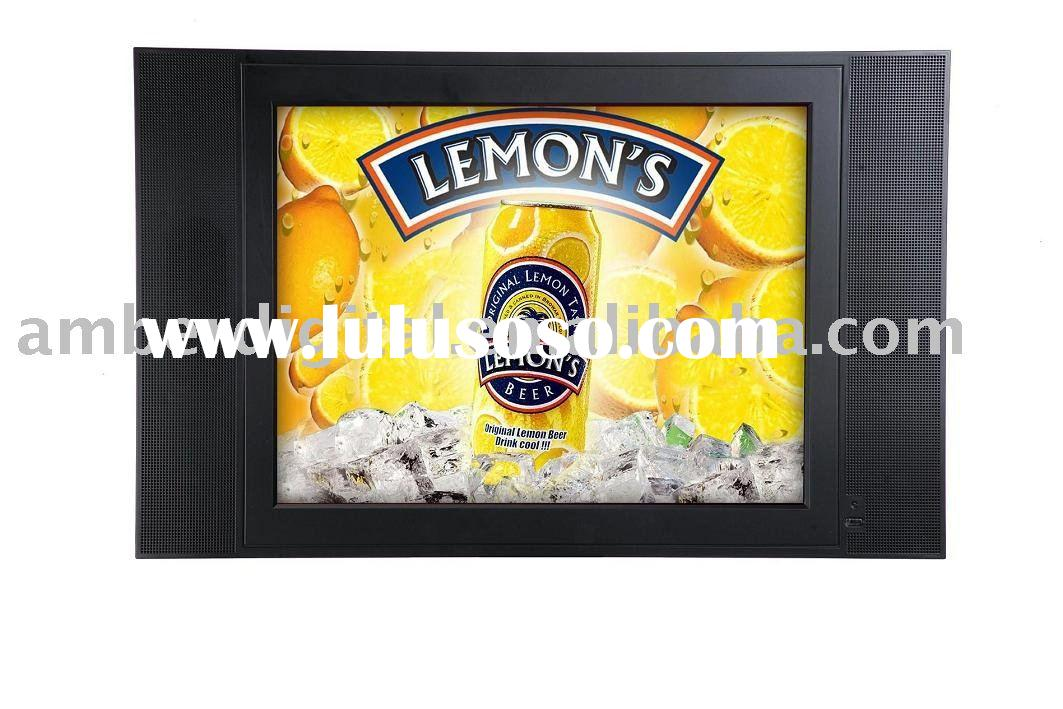 "15"" retail digital signage, AD Players for supermarket, Lcd Video Player."