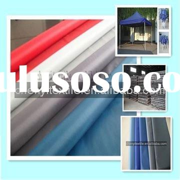 190t polyester taffeta waterproof canvas fabric for tent