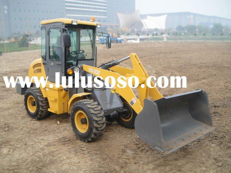 1.5ton small backhoe loader for sale