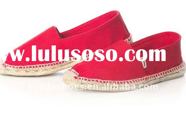 2011Summer And Autumn Newest Designed Flat Casual Shoes Manufacturers