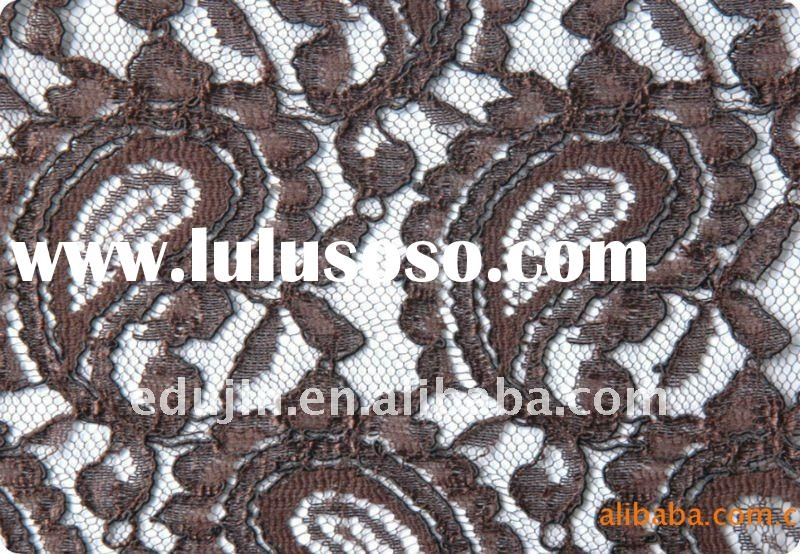 2011-2012 new design lace fabric