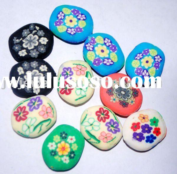 2011 Jewelry Beads & Fashion Accessories . Clay style beads. DIY Beads