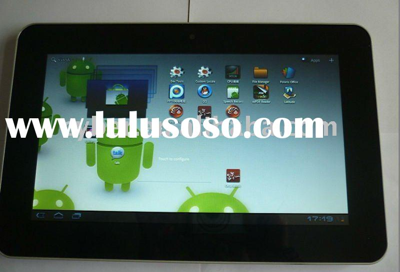 2011 Newest.cheapest.10'' tablet pc with wifi.google Android 2.2,GPS/built in 3g.sup