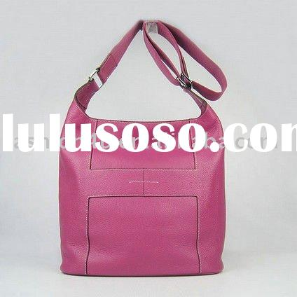 2011 lady brand name handbags designer purse pink