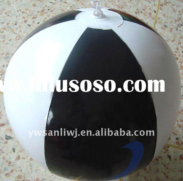 2012 best and crazy sports toy PVC inflatable water sport ball