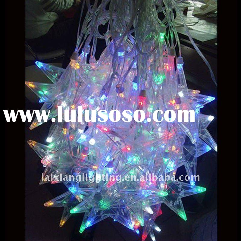 2012 new holiday led outdoor festival lights 10m 100led