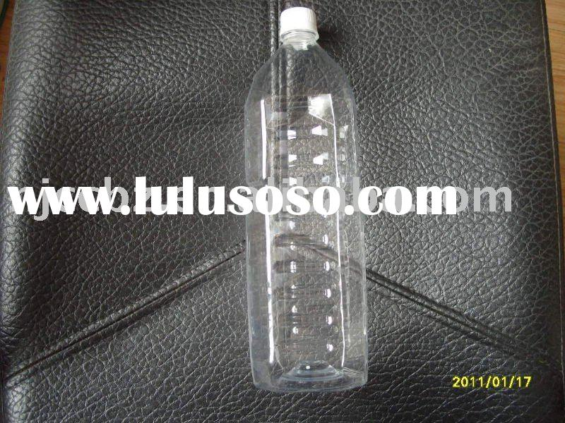 2L PET mineral water plastic bottle