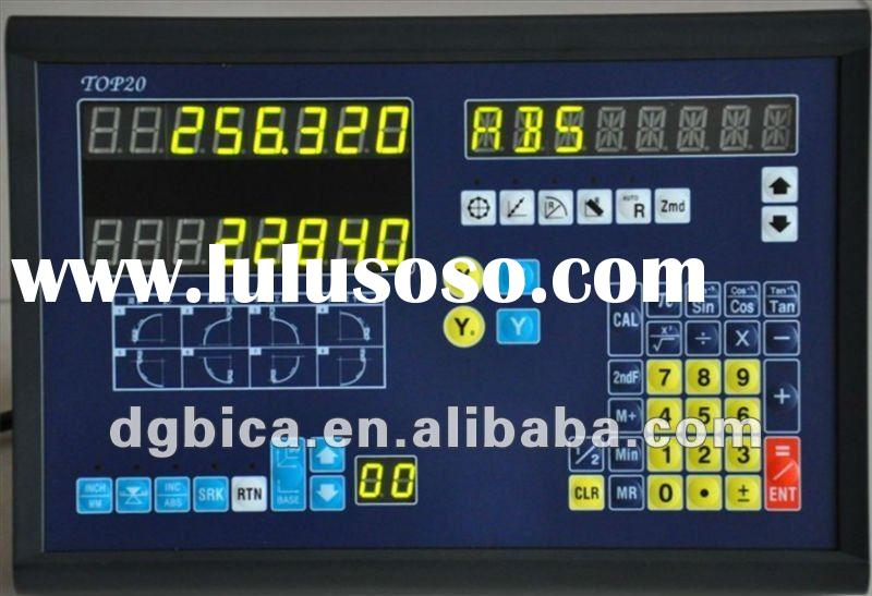 2-axis digital readout
