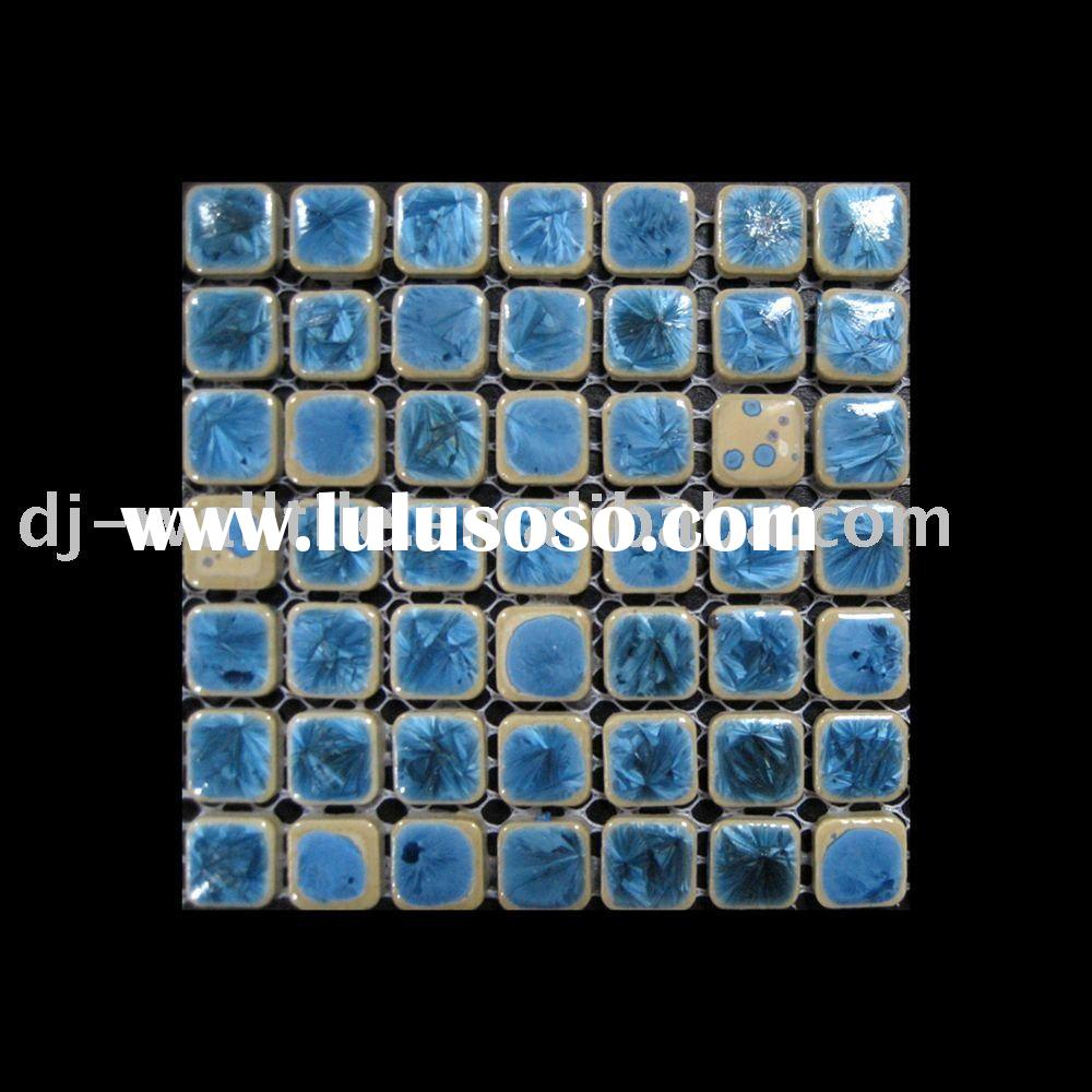 300x300 Glass Mosaic Tile for Decorative