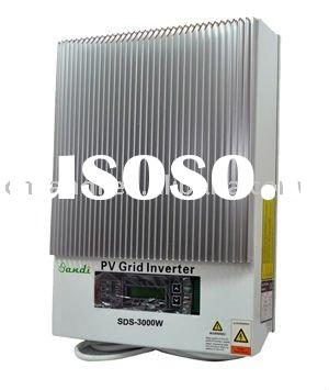 3KW Solar-Wind Hybrid Grid Tied Inverter