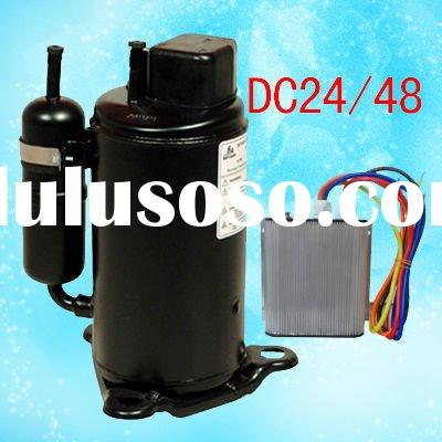 48 v dc Ac solar power air conditioner compressor for Tele-communication basis telecom equipment