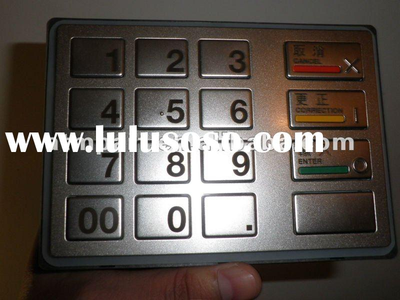 ATM parts ATM machine Diebold Keypad EPP5 49-216686