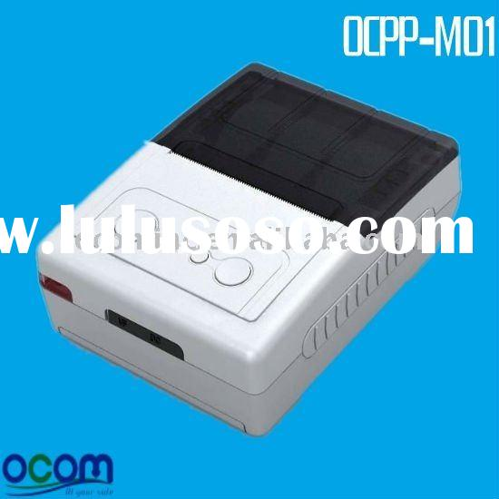 Bluetooth Mobile Mini Thermal receipt Printer (OCPP-M01)