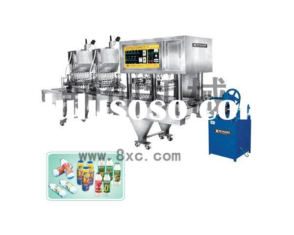CFA-12 Semi-Auto Bottle Filling & Sealing Machine -08