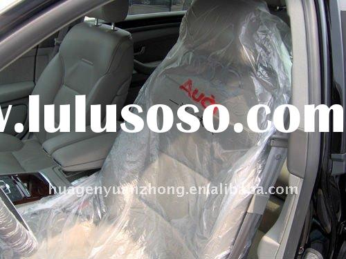 Cheap plastic seat cover for cars