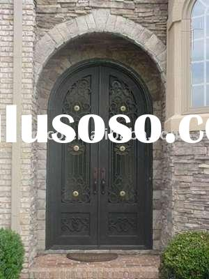 Classic metal door,iron door,artistic metal door,villa door,interior and exterior door
