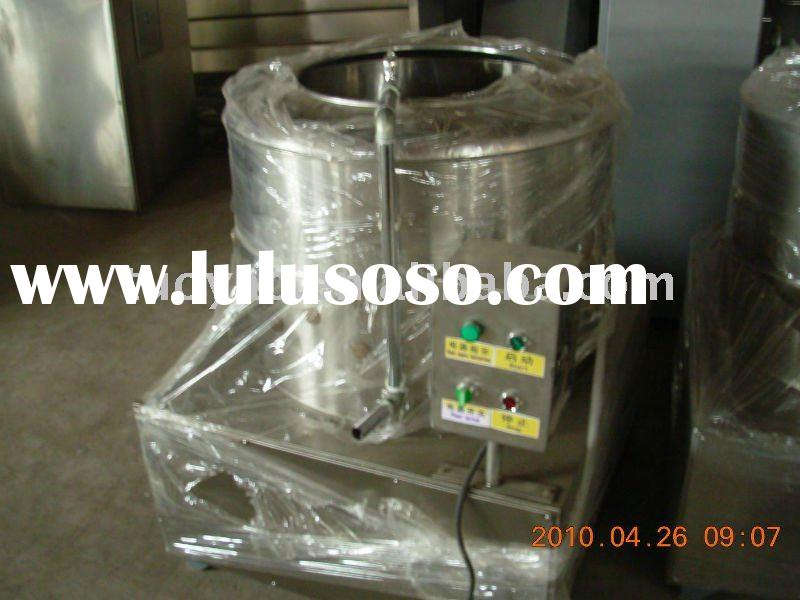 Commercial Potato Washer and Peeler