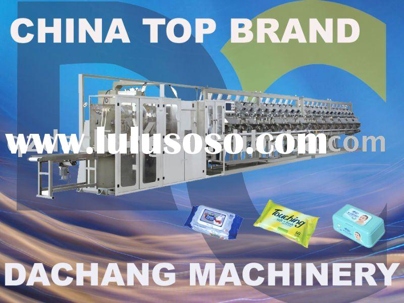 DCW-4800 High-speed Multi-pieces Paper Slitting Machine