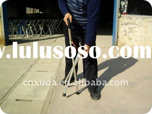Delux Folding sports cane with walking seat or sport cane sticking chair (FDA certification)