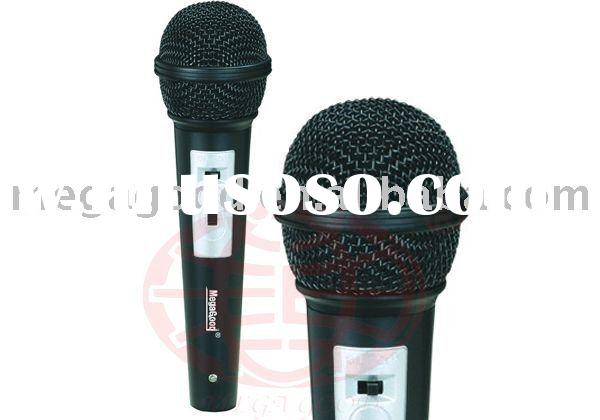 Dynamic Wire Microphone for CCTV