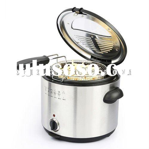Electric Turkey Deep Fryer (XJ-3K043EO )