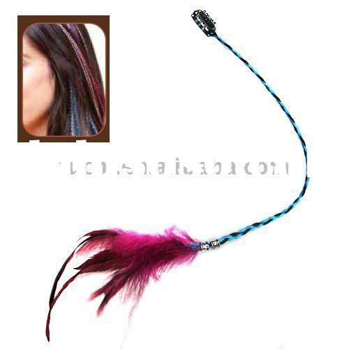 Clip In Feather Extensions 81