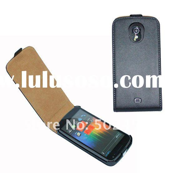 For Samsung Galaxy Nexus i9250 Genuine Leather Case Free Shipping