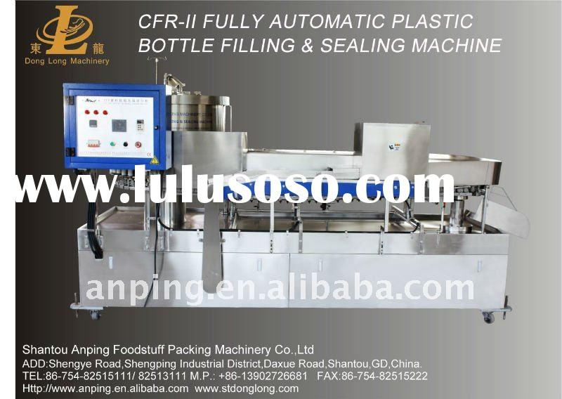 Full Automatic Soft-bottle Filling and Sealing Machine