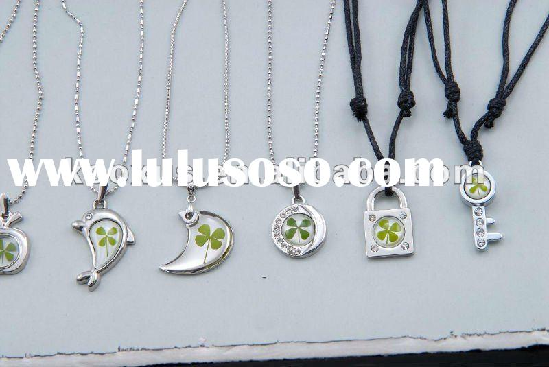 Good luck jewelry charms