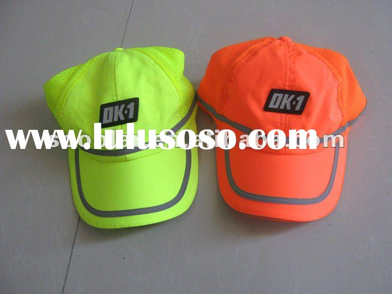 High Light Reflective Safety baseball Cap
