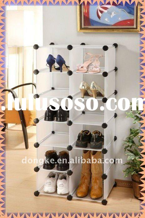 High Quality Plastic Modern Shoe Rack/Open Shoe Rack