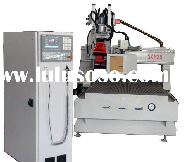 High-feature CNC wood cutter machine,woodworking machine